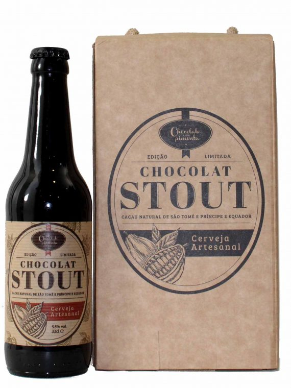 Cerveja Artesanal Chocolat Stout