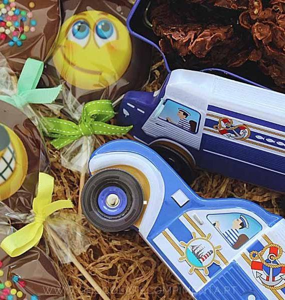 Chocolate-box, especial Dia Mundial da Criança