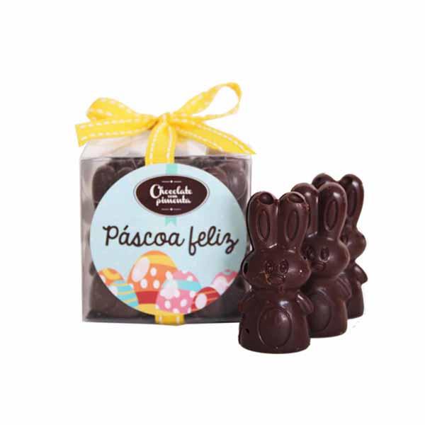 Coelhinhos de Chocolate
