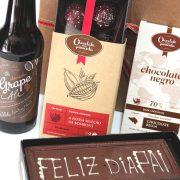 Cabaz de Chocolates Artesanais Especial Dia do Pai